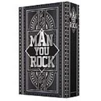 Man You Rock Gift Box By Gift Box Pros