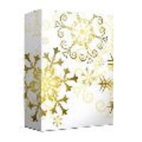 HOLIDAY SNOWFLAKE GIFT BOX