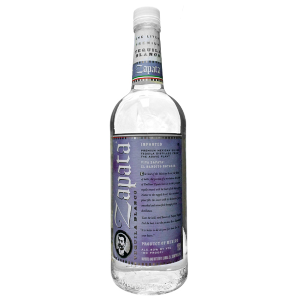 Zapata Tequila Silver