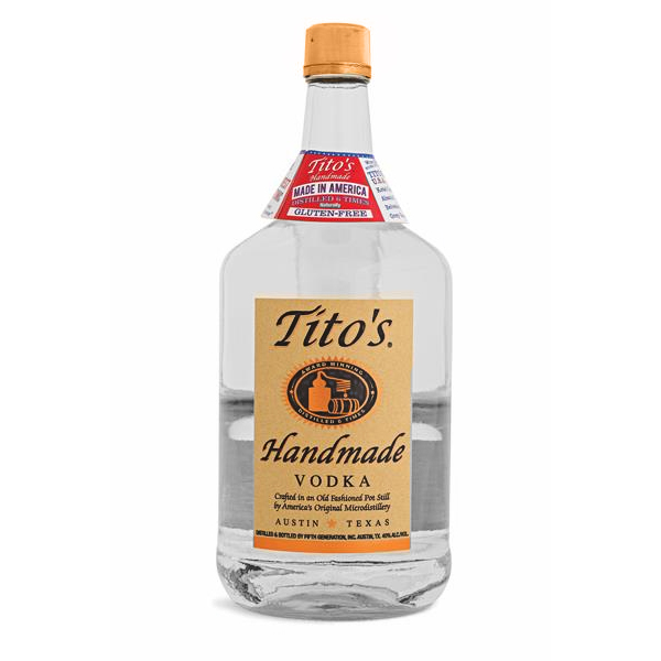 Tito's Vodka Handmade