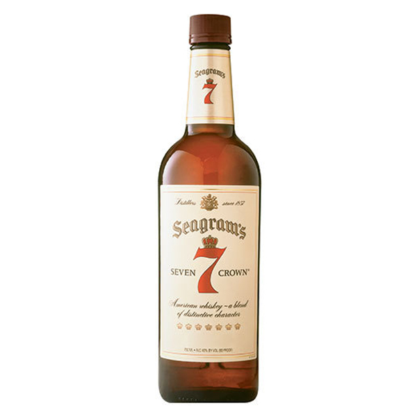 Seagram's 7 Crown Blended Whiskey