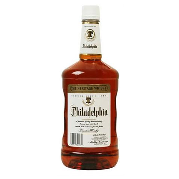 Philadelphia Blended Whiskey 80