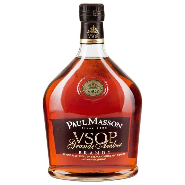 Paul Masson Brandy Grande Amber VSOP