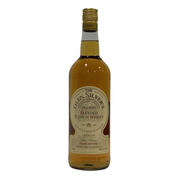 Glen Silver's Scotch