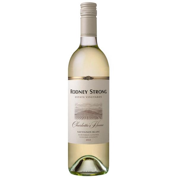 Rodney Strong Sauvignon Blanc Estate Charlotte's Home