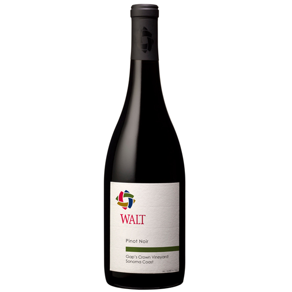 Walt Pinot Noir Gap's Crown Vineyard 2013