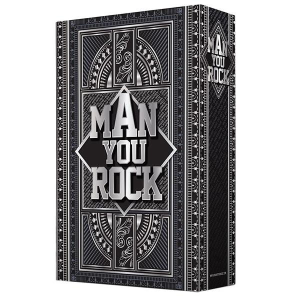 Man You Rock Gift Box By Gift Box Pros
