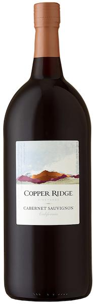 Copperidge Cabernet Sauvignon 1.5 size