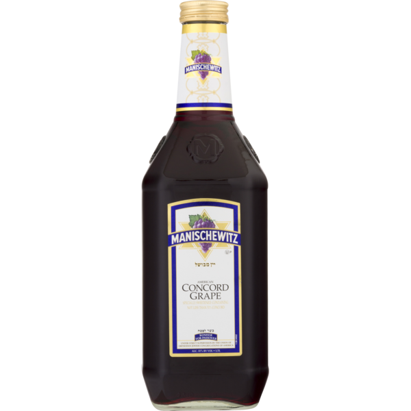 Manischewitz Concord Grape 1.5 Size