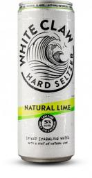 White Claw - Natural Lime Hard Seltzer (6 pack 12oz cans)