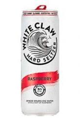 White Claw - Raspberry Hard Seltzer (6 pack 12oz cans)