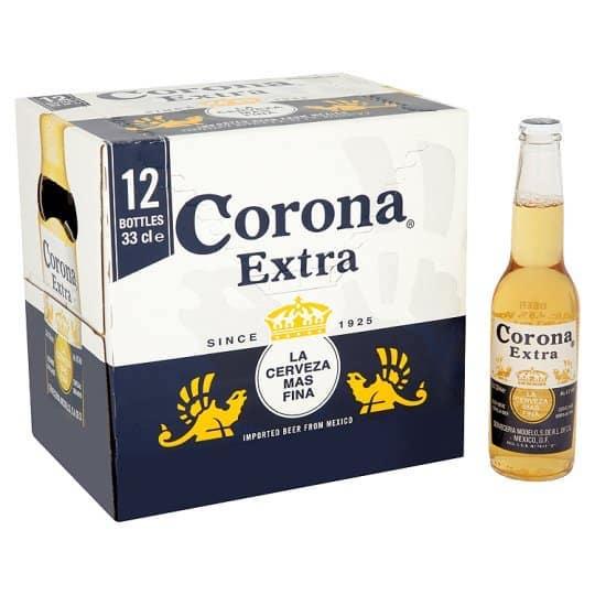Corona - Extra (12 pack 12oz bottles)