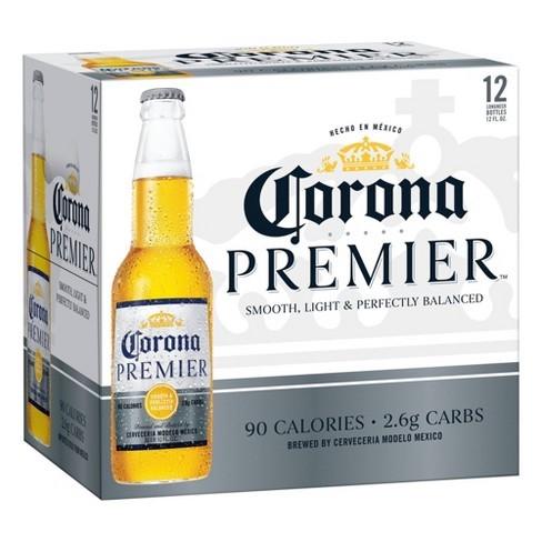 Corona - Premier (12 pack 12oz bottles)