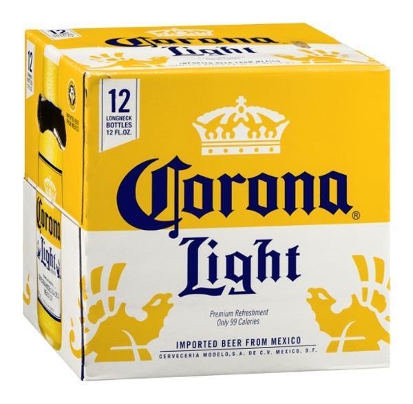 Corona - Light (12 pack 12oz bottles)