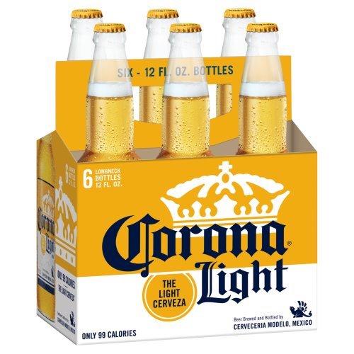 Corona - Light (6 pack 12oz bottles)