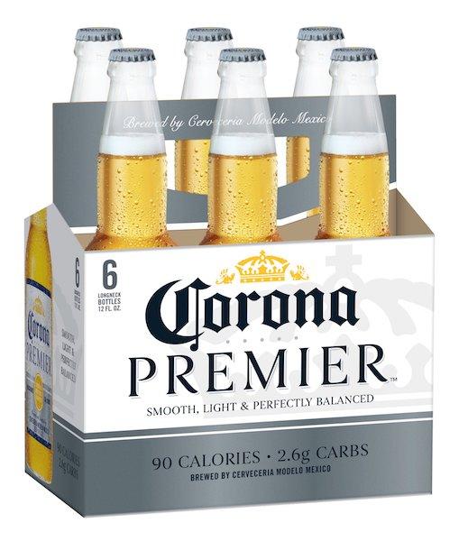 Corona - Premier (6 pack 12oz bottles)