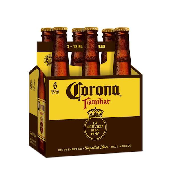 Corona - Familiar (6 pack 12oz bottles)