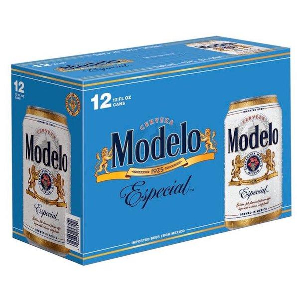 Modelo Especial Beer - 12pk 12 fl oz Cans