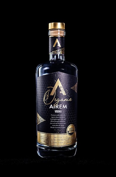 Airem Ultra Premium Organic Vodka