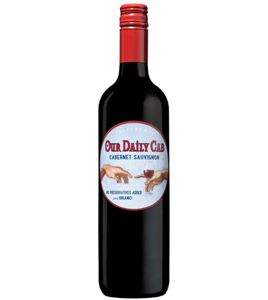 Our Daily Cab Cabernet Sauvignon