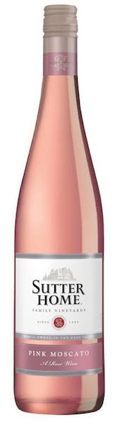 Sutter Home Pink Moscato 750