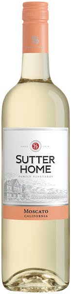 Sutter Home Moscato 750