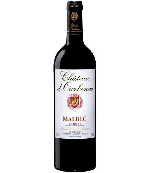 Chateau D'Ourbenac Cahors Malbec