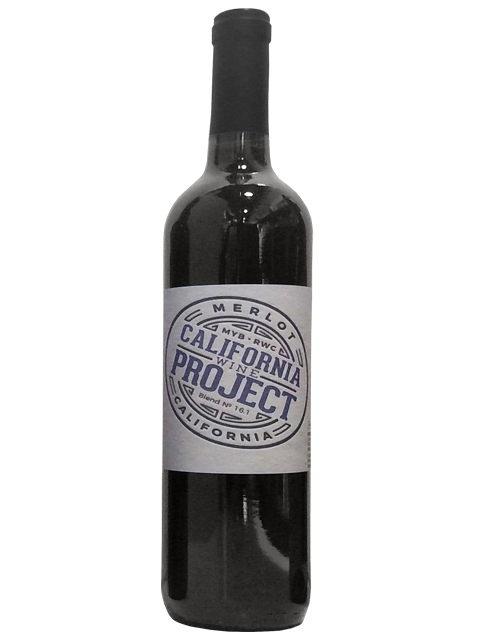 California Wine Project Merlot