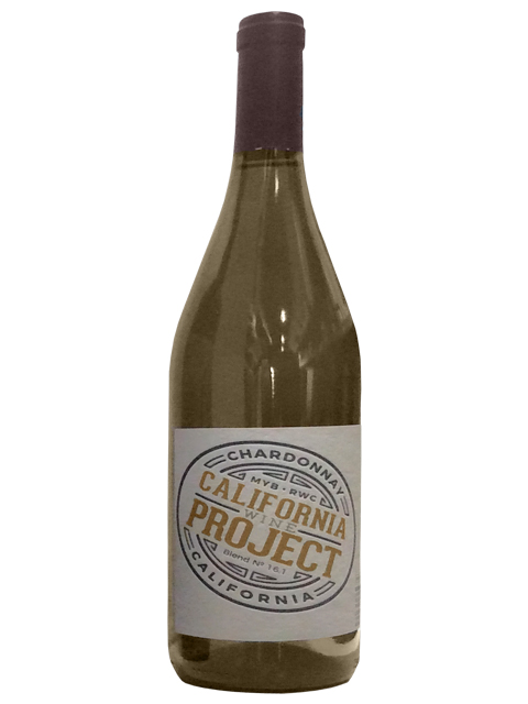 California Wine Project Chardonnay