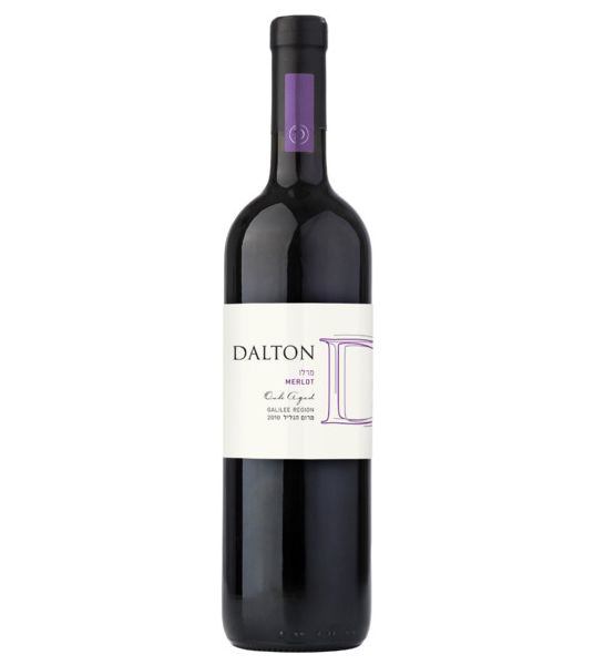 Dalton Merlot Estate