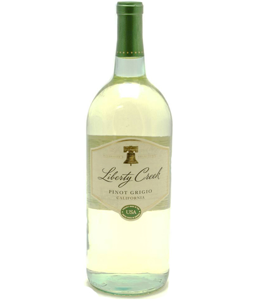 Liberty Creek Pinot Grigio