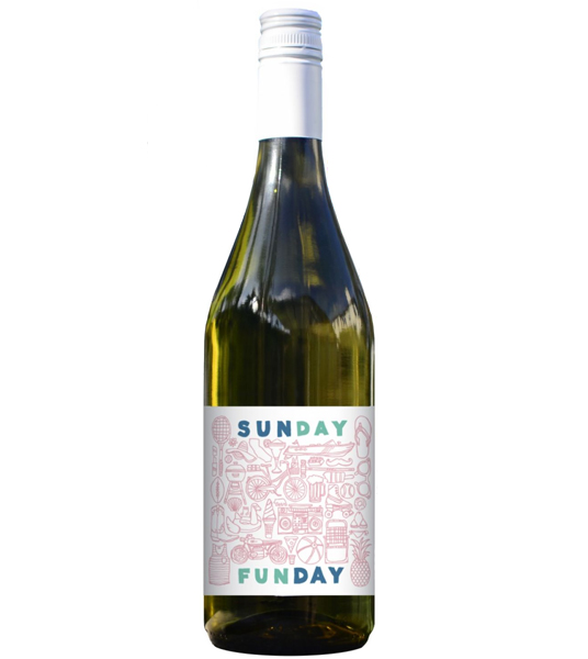 Sunday Funday White Blend