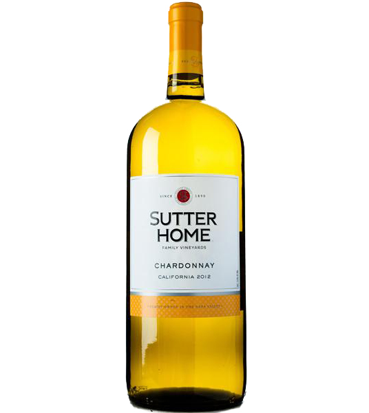 Sutter Home Chardonnay 1.5 Size