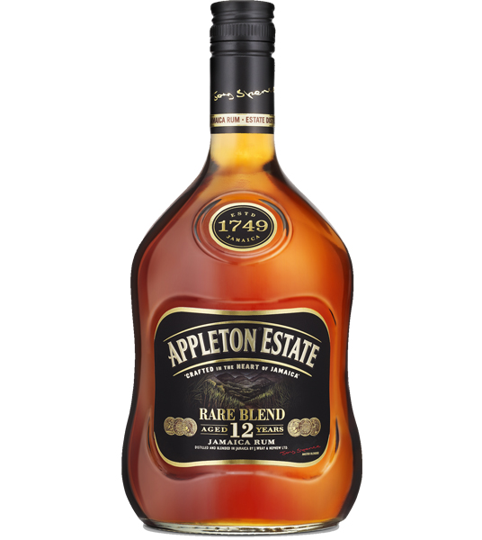 Appleton Estate Rum 12 Year Rare Blend