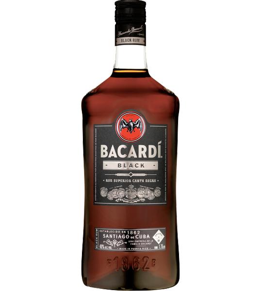 Bacardi Rum Black