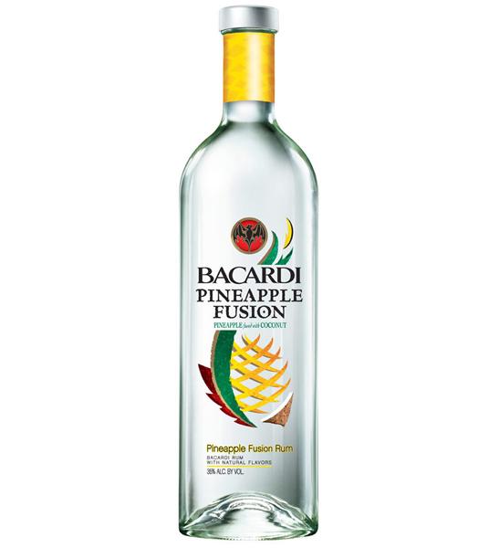 Bacardi Rum Pineapple Fusion