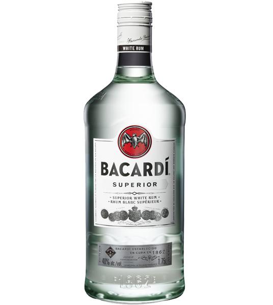 Bacardi Rum Superior 1.75 Size