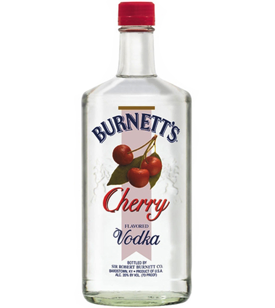 Burnett's Vodka Cherry