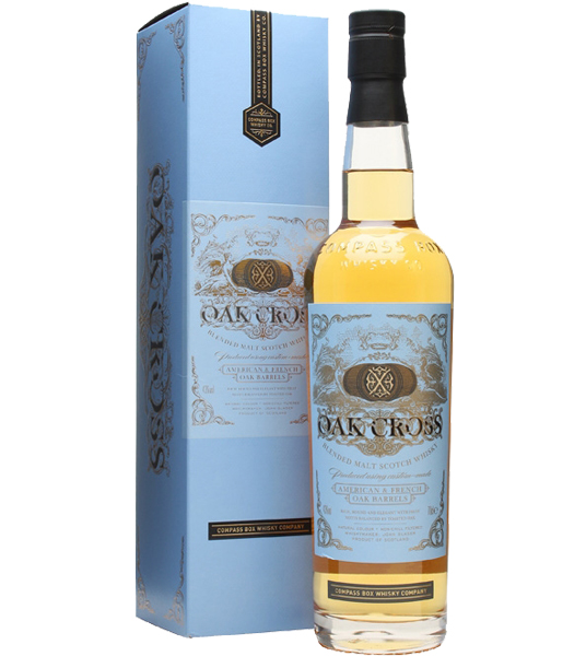 Compass Box Scotch Oak Cross