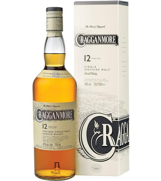 Cragganmore Scotch Single Malt 12 Year