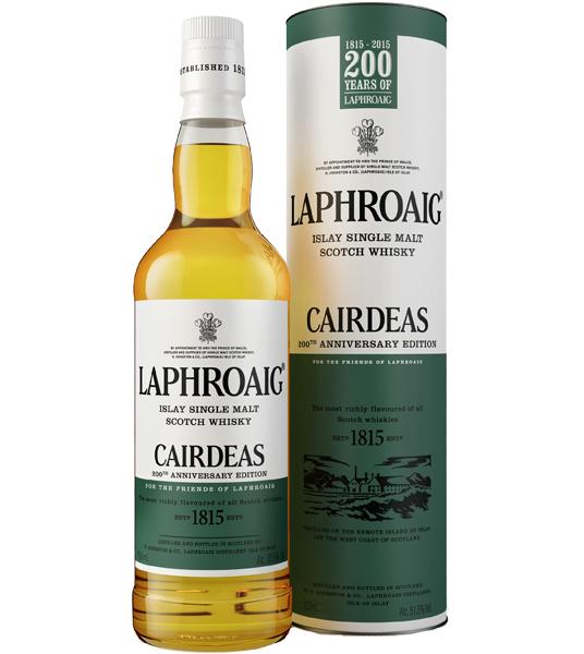 Laphroaig Scotch Single Malt Cairdeas 15