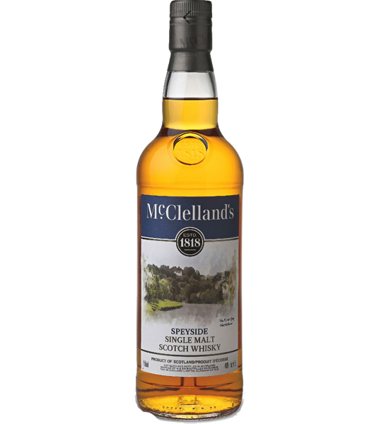 Mcclelland's Scotch Single Malt Speyside