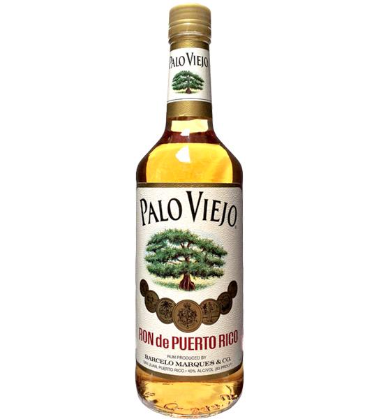 Palo Viejo Rum Gold 1.75 Size