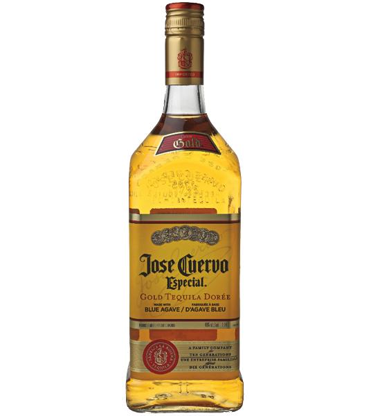 Jose Cuervo Tequila Especial Gold