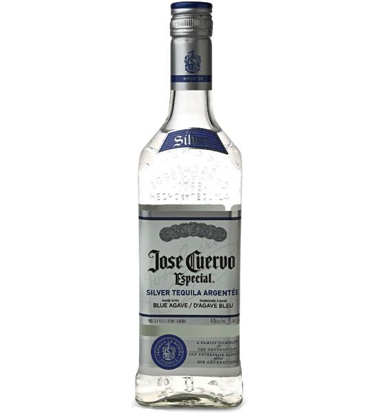 Jose Cuervo Tequila Especial Silver