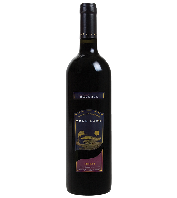 Teal Lake Special Reserve Shiraz