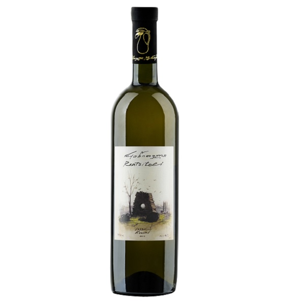 Georgian Wines Zangaura Rkatsiteli White