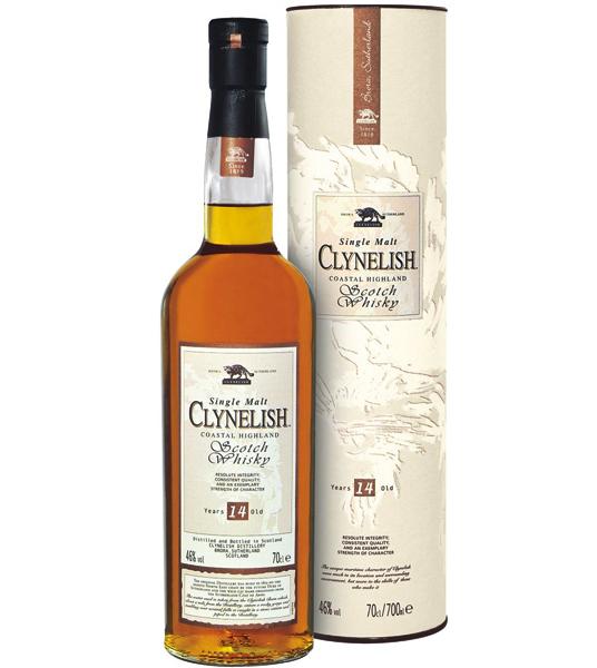 Clynelish Scotch Single Malt 14 Year