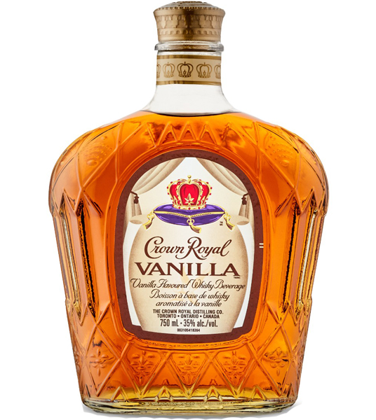 Crown Royal Canadian Whisky Vanilla
