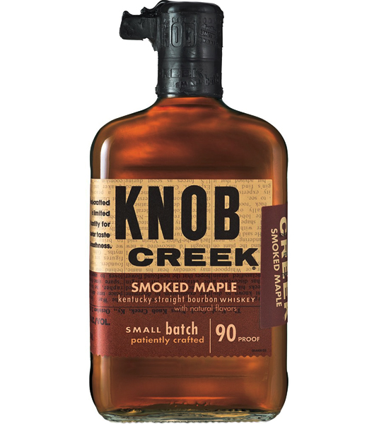 Knob Creek Bourbon Small Batch Smoked Maple